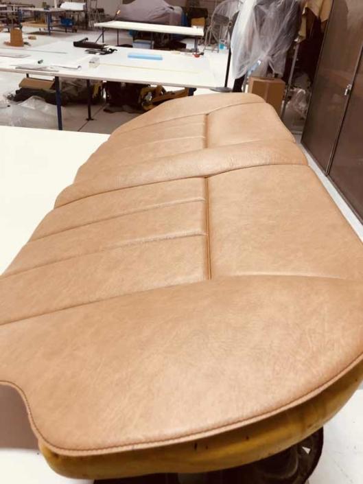 FIAT 131 full interior restoration