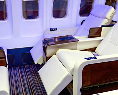 aicraft seats