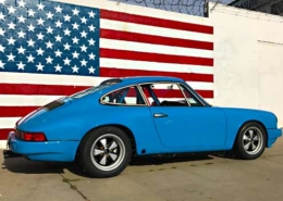 Porsche 911 full interior customization